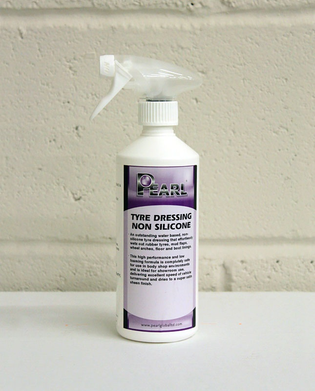 Pearl Tyre Dressing Non Silicone 500ml