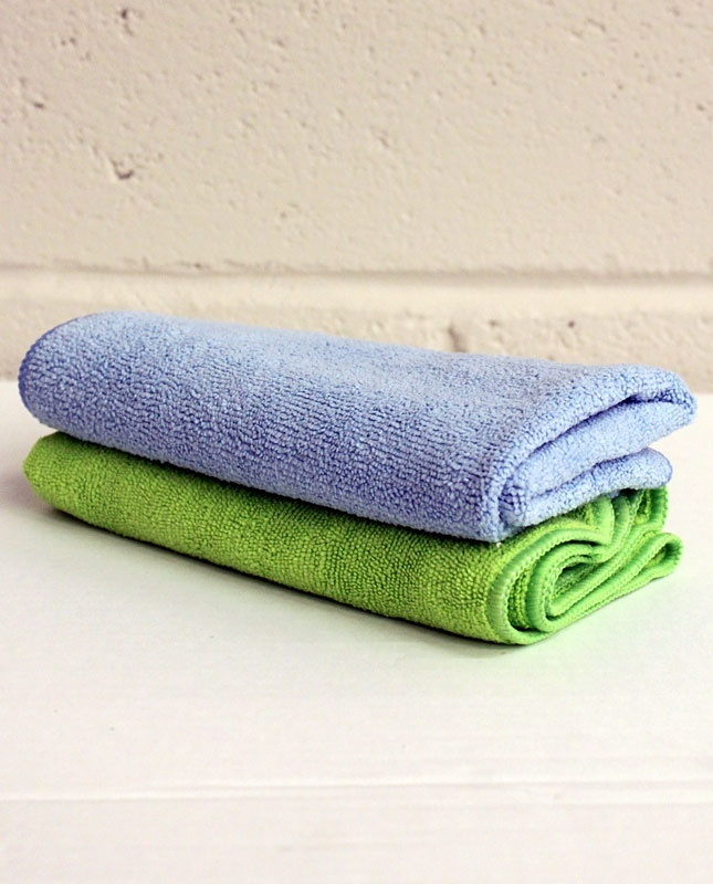 Green Micro Fiber Cloth