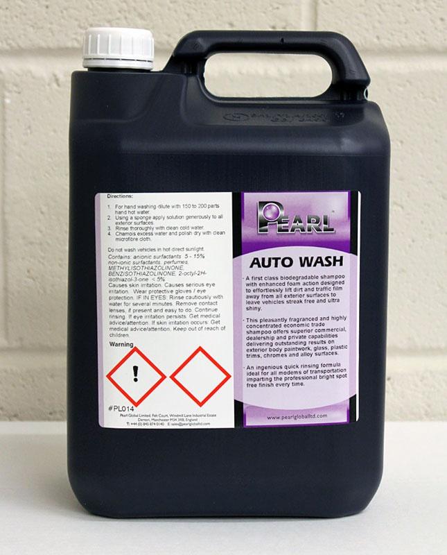 Pearl Auto Wash 5L