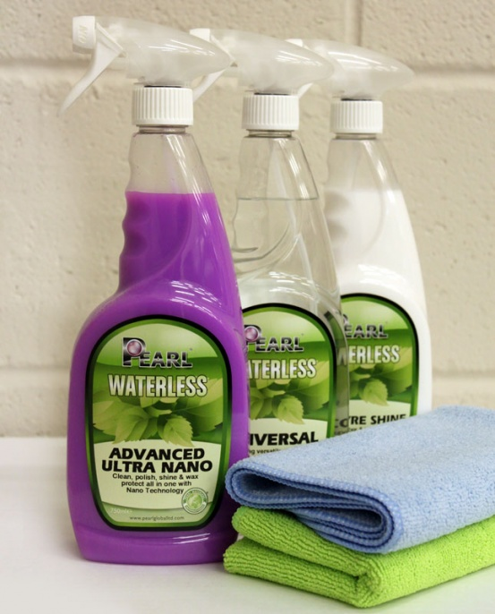 Advanced Ultra Nano Waterless System Kit