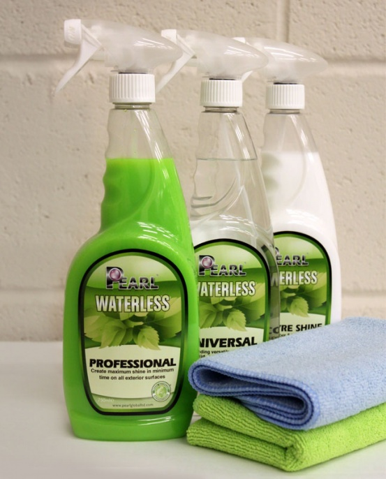 Professional Waterless System Kit