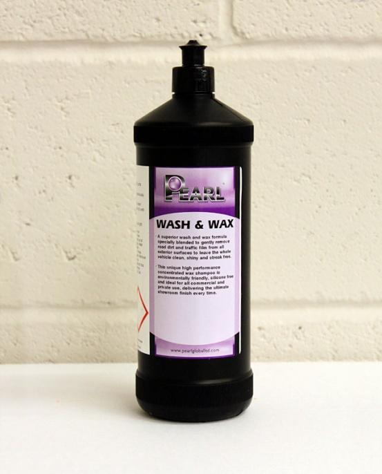 Pearl Wash & Wax 1L