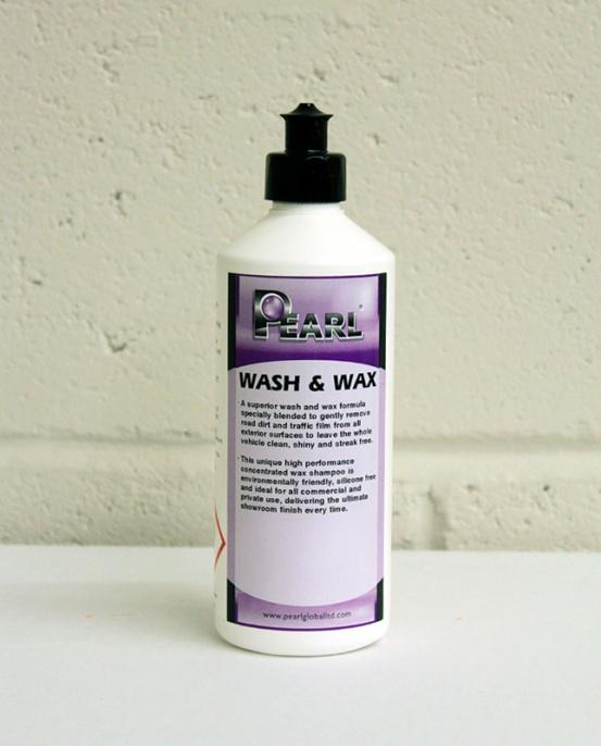 Pearl Wash & Wax 500ml